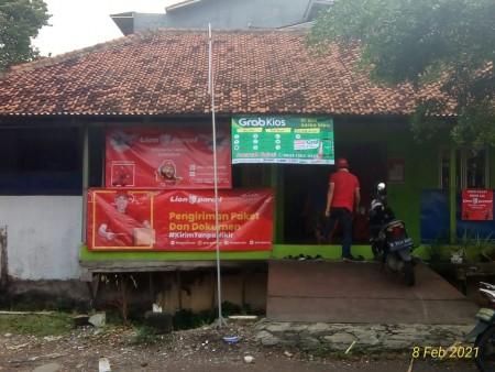 Lion Parcel POS Raya Tapos - Bandung, Jawa Barat