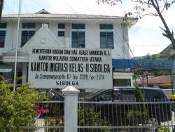 Kantor Imigrasi Kelas II Sibolga