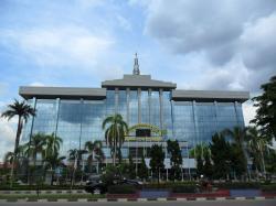 Kantor Gubernur Kalimantan Timur