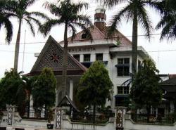 Kantor Walikota Pematang Siantar