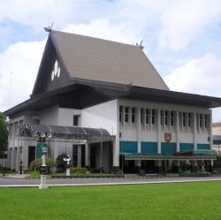Kantor Gubernur Kalimantan Selatan
