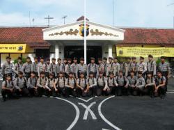 Kepolisian Resor (Polres) Wonosobo