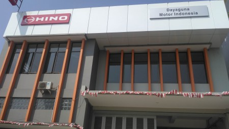 Dealer Hino Bandung