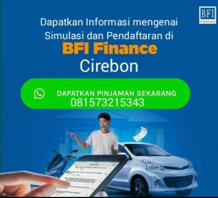 PT. BFI Finance Indonesia. Tbk - Cirebon, Jawa Barat