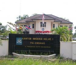Kantor Imigrasi Kelas I Palembang