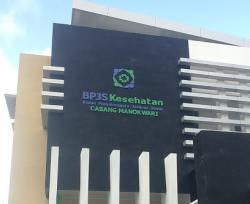 BPJS Kesehatan Kantor Cabang Manokwari