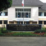 Kantor Bupati Wonosobo