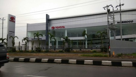 Nasmoco Demak - Dealer Resmi Toyota Demak
