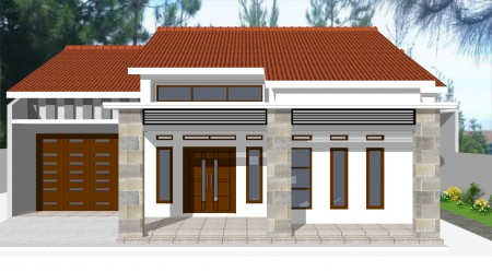 Jasa Bangun Rumah Minimalis Modern Cilegon Serang Banten