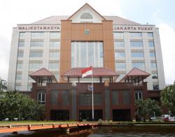Kantor Walikota Jakarta Pusat